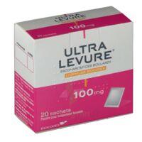 ULTRA-LEVURE 100 mg Poudre pour suspension buvable en sachet B/20 à QUINCAMPOIX