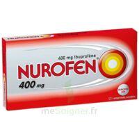 NUROFEN 400 mg Comprimés enrobés Plq/12 à QUINCAMPOIX