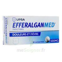 EFFERALGANMED 500 mg, comprimé à QUINCAMPOIX