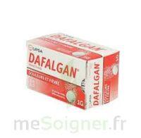 DAFALGAN 1000 mg Comprimés effervescents B/8 à QUINCAMPOIX