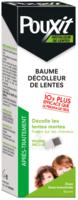 Pouxit Décolleur Lentes Baume 100g+peigne à QUINCAMPOIX