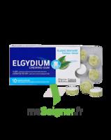 Elgydium Antiplaque Chew gum B/10 à QUINCAMPOIX