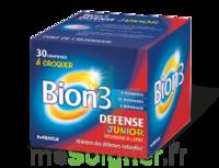 Bion 3 Défense Junior Comprimés à croquer framboise B/30 à QUINCAMPOIX