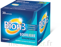 Bion 3 Equilibre Magnésium Comprimés B/30