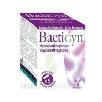 BACTIGYN, boite de 5 à QUINCAMPOIX