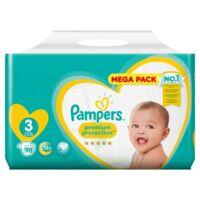 PAMPERS PREMIUM PROTECTION MEGA PACK 6-10kg à QUINCAMPOIX