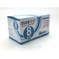 Diabfine Aiguille pour stylo injecteur 31Gx8mm B/100 à QUINCAMPOIX