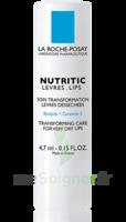 Nutritic Stick lèvres sèche sensibles 2 Etui/4,7ml à QUINCAMPOIX