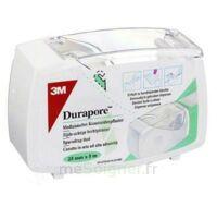 Durapore Sparadrap tissé 25mmx5m Dévidoir à QUINCAMPOIX