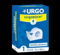 Urgopore Plus Sparadrap 2,5cmx7,5m dévidoir à QUINCAMPOIX