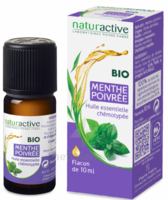 Naturactive Huile essentielle bio Menthe poivrée Fl/10ml à QUINCAMPOIX