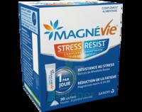 Magnevie Stress Resist Poudre orale B/30 Sticks à QUINCAMPOIX