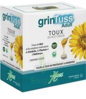 Grintuss Adulte Comprimé toux sèche et grasse B/20