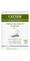 Cattier Argile Poudre surfine blanche 200g à QUINCAMPOIX