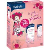 Hydralin Sécheresse Crème lavante spécial sécheresse 200ml+Lubrifiant 50ml à QUINCAMPOIX