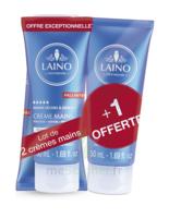 Laino Hydratation au Naturel Crème mains Cire d'Abeille 3*50ml à QUINCAMPOIX