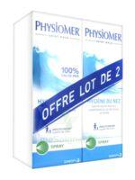 Physiomer Solution nasale adulte enfant 2*Sprays/135ml à QUINCAMPOIX