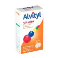 Alvityl Vitalité Effervescent Comprimé effervescent B/30 à QUINCAMPOIX