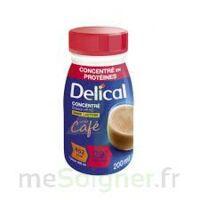 DELICAL BOISSON HP HC CONCENTREE Nutriment café 4Bouteilles/200ml à QUINCAMPOIX
