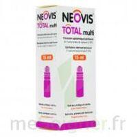 NEOVIS TOTAL MULTI S ophtalmique lubrifiante pour instillation oculaire Fl/15ml à QUINCAMPOIX