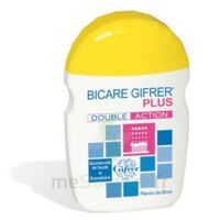 Gifrer Bicare Plus Poudre double action hygiène dentaire 60g à QUINCAMPOIX