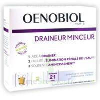 Oenobiol Draineur Poudre Thé Sticks/21 à QUINCAMPOIX