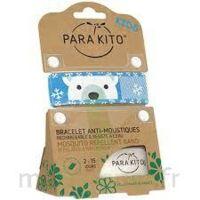 PARA'KITO KIDS Bracelet répulsif anti-moustique polar bear à QUINCAMPOIX