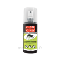 Cinq sur Cinq Zones Tempérées Lotion anti-moustique 100ml