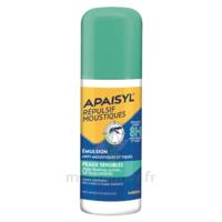 Apaisyl Répulsif Moustiques Emulsion peaux sensibles 90ml à QUINCAMPOIX