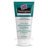 Neutrogena Crème Pieds Absorption Express 100ml à QUINCAMPOIX