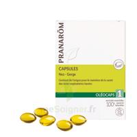 Oléocaps 1 Caps voies respiratoires bio B/30