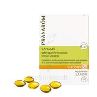 Oléocaps 2 Caps santé intestinale bio B/30 à QUINCAMPOIX