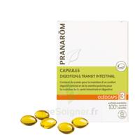 Oléocaps 3 Caps confort digestif bio B/30 à QUINCAMPOIX