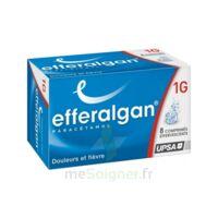 EFFERALGANMED 1 g Cpr eff T/8 à QUINCAMPOIX