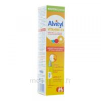 Alvityl Vitamine D3 Solution buvable Spray/10ml à QUINCAMPOIX