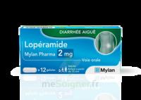 LOPERAMIDE MYLAN PHARMA 2MG, gélules à QUINCAMPOIX