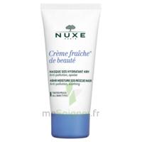 Crème fraiche® de beauté - masque hydratant 48h et anti-pollution50ml à QUINCAMPOIX
