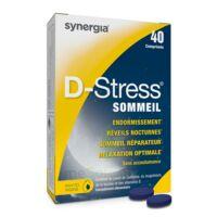 D-stress Sommeil Comprimés B/40 à QUINCAMPOIX