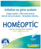 Boiron Homéoptic Collyre unidose à QUINCAMPOIX