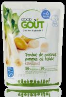 Good Goût Alimentation infantile poireaux pomme de terre cabillaud Sachet/190g à QUINCAMPOIX