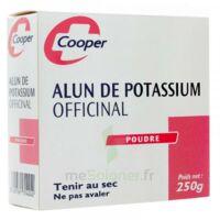 COOPER ALUN POTASSIUM Poudre B/250g à QUINCAMPOIX