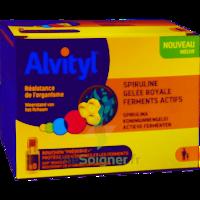 Alvityl Resist Solution Buvable 8 Fioles à QUINCAMPOIX