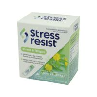 Stress Resist Poudre Stress & Fatigue 30 Sticks à QUINCAMPOIX
