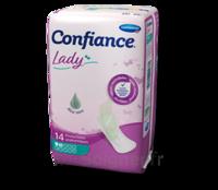 Confiance Lady Protection anatomique incontinence 2 gouttes Sachet/14 à QUINCAMPOIX