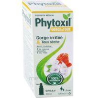 Phytoxil Gorge Et Toux Spray Fl/20ml à QUINCAMPOIX