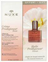 Nuxe Crème Prodigieuse Boost Crème-gel Coffret à QUINCAMPOIX