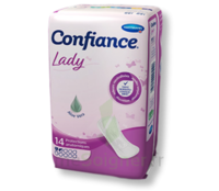 Confiance Lady Protection anatomique incontinence 1.5 gouttes Sachet/14 à QUINCAMPOIX