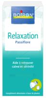 Boiron Relaxation Passiflore Extraits de plantes Fl/60ml à QUINCAMPOIX