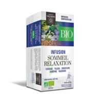 Dayang Sommeil Relaxation Bio 20 Infusettes à QUINCAMPOIX