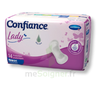 Confiance Lady Protection anatomique incontinence 4 gouttes Sachet/14 à QUINCAMPOIX